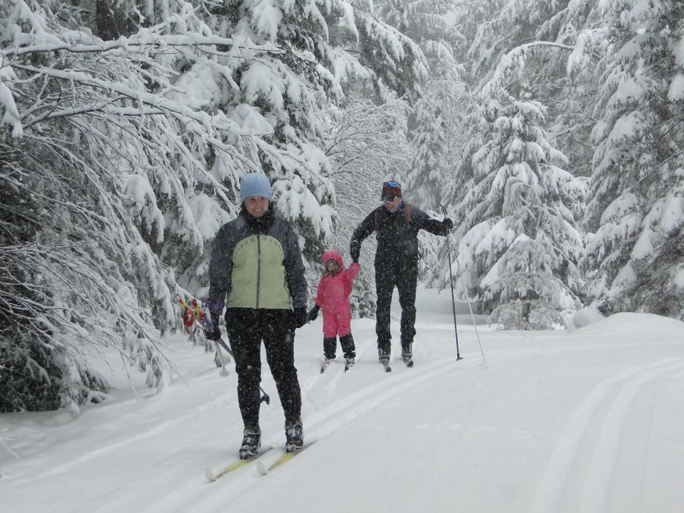 Cross Country Ski Adirondacks