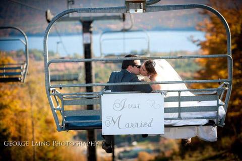 Oak wedding