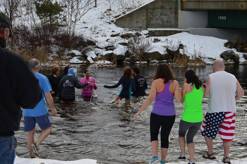 Speculator Polar Plunge Wounded Warrior Project