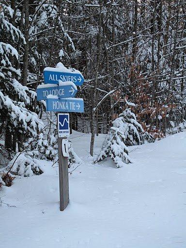 Lapland Ski Center Trails