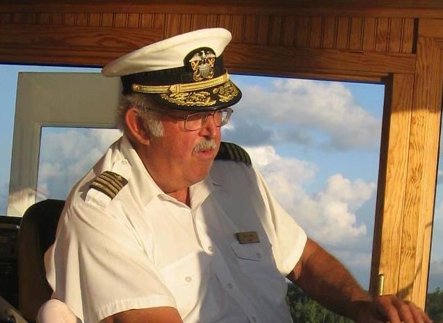 Dean Pohl Captain