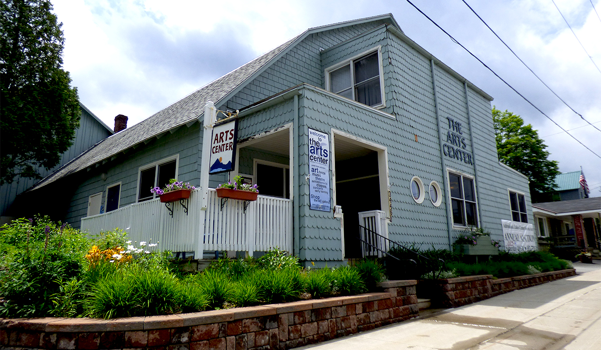Adirondack Lake's Center for the Arts