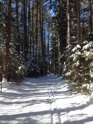 Adirondacks Cross Country Ski