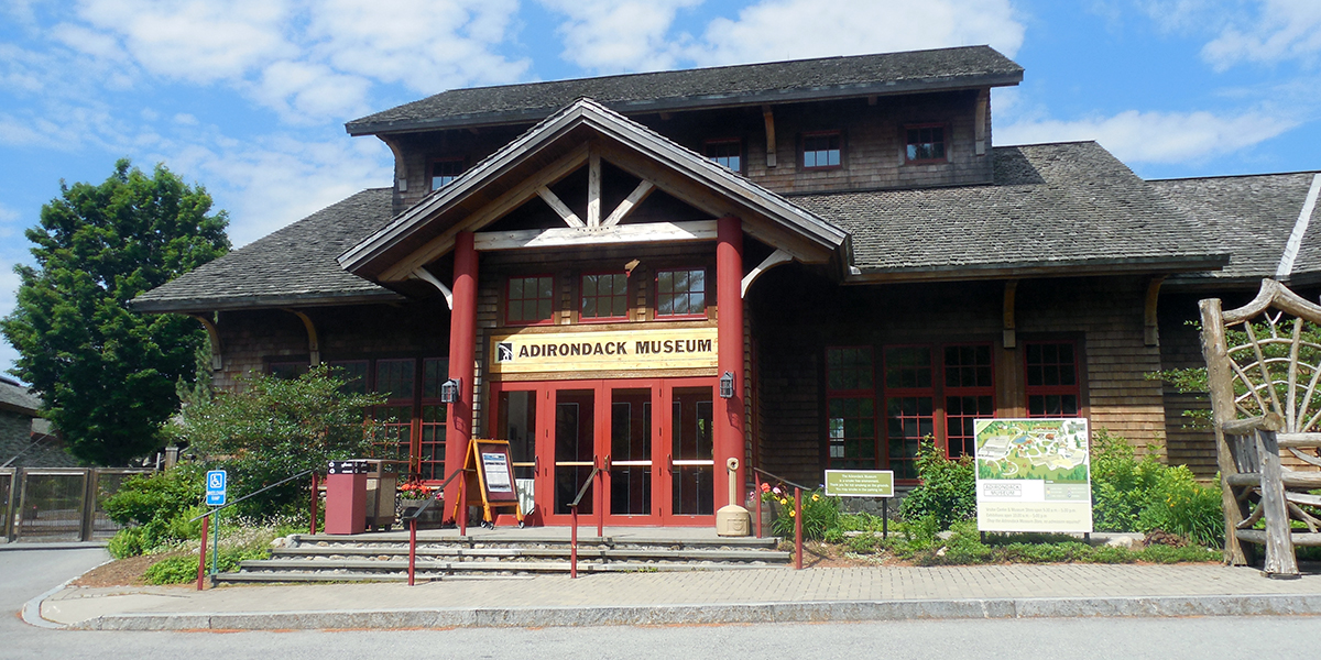 The Adirondack Museum in Blue Mountain Lake