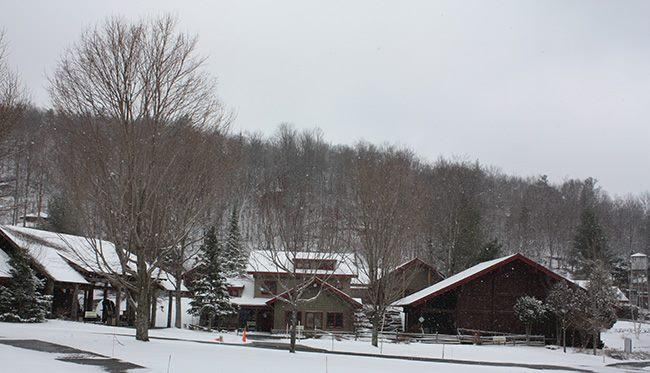 Adirondack Museum Winter
