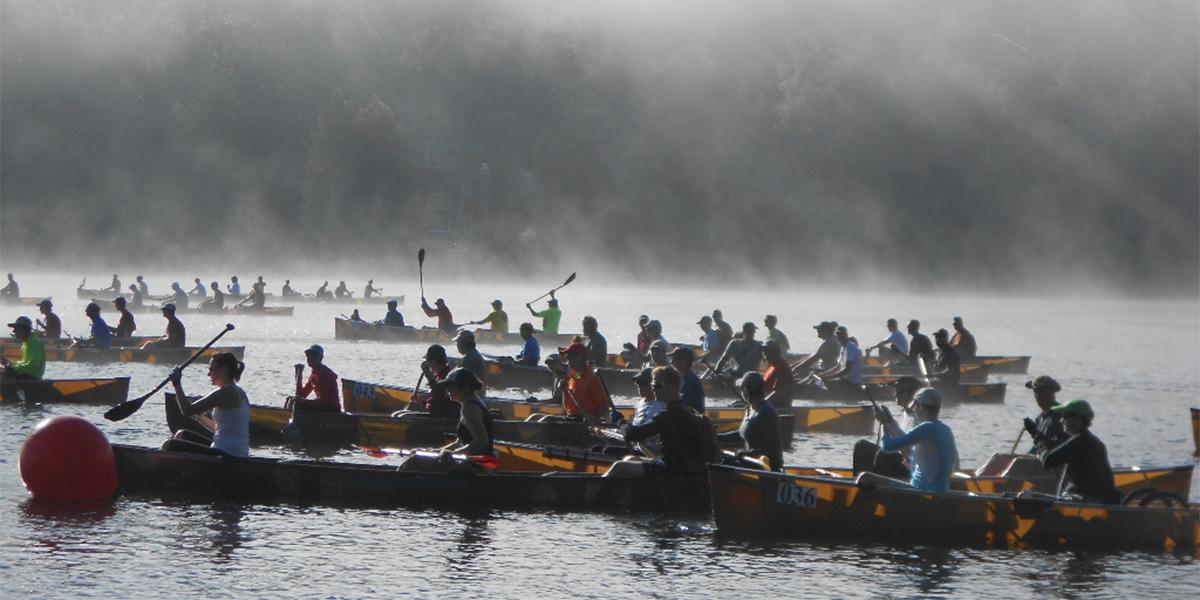 Adirondack Canoe Classic - Alex Roaslvig