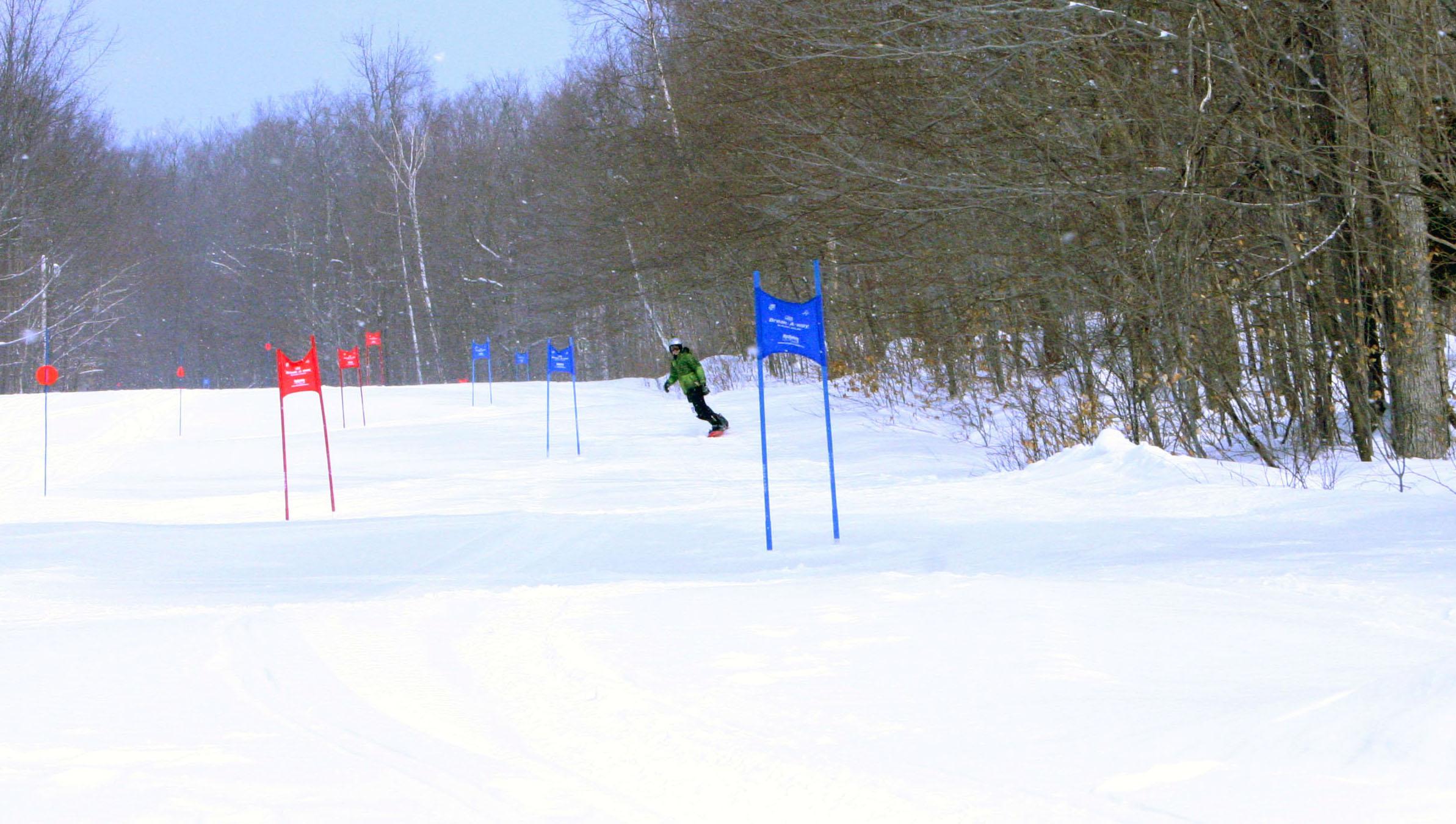 Oak Mountain Slalom