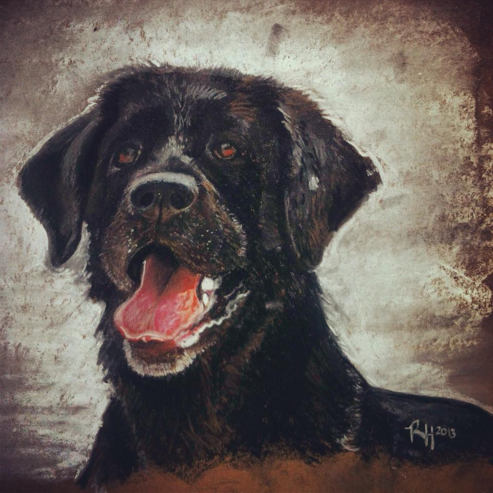 Custom Pet Portrait Nature's Marvels