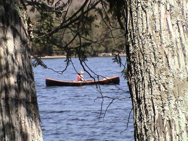 Adirondacks Canoe