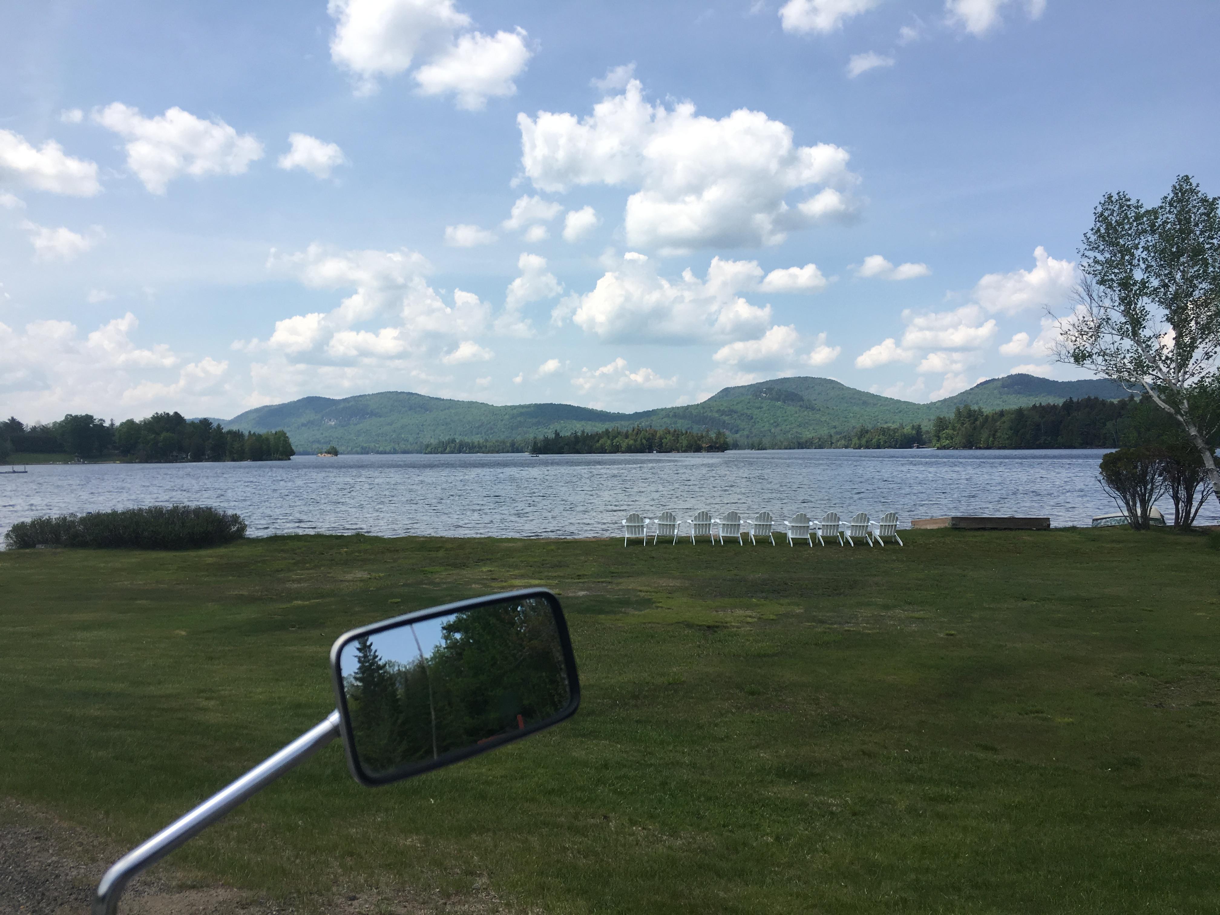 Blue Mountain Lake