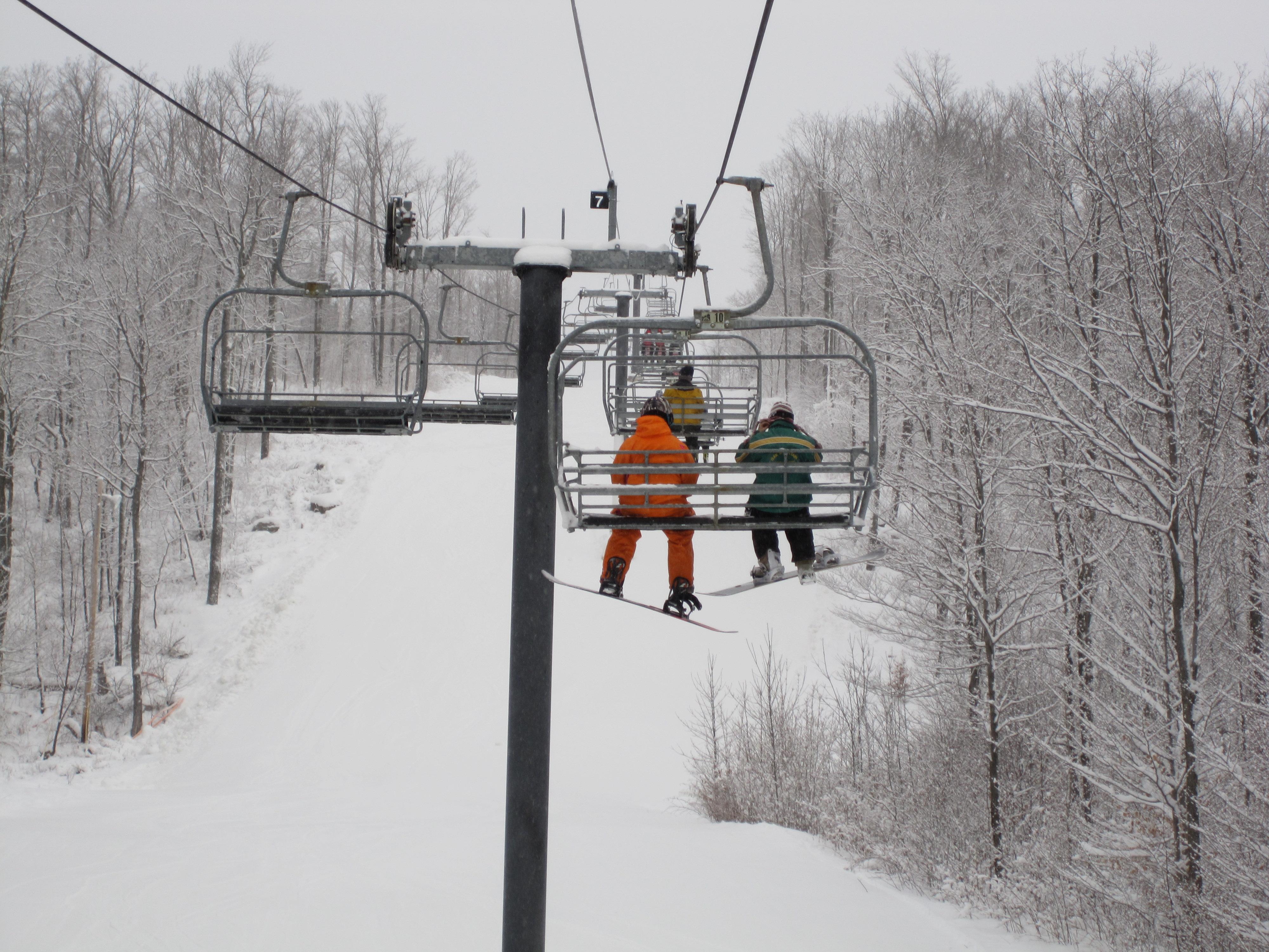 Oak Mountain Ski Center