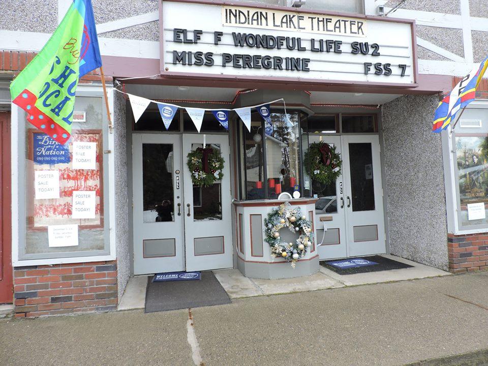 Indian Lake Movie Theater
