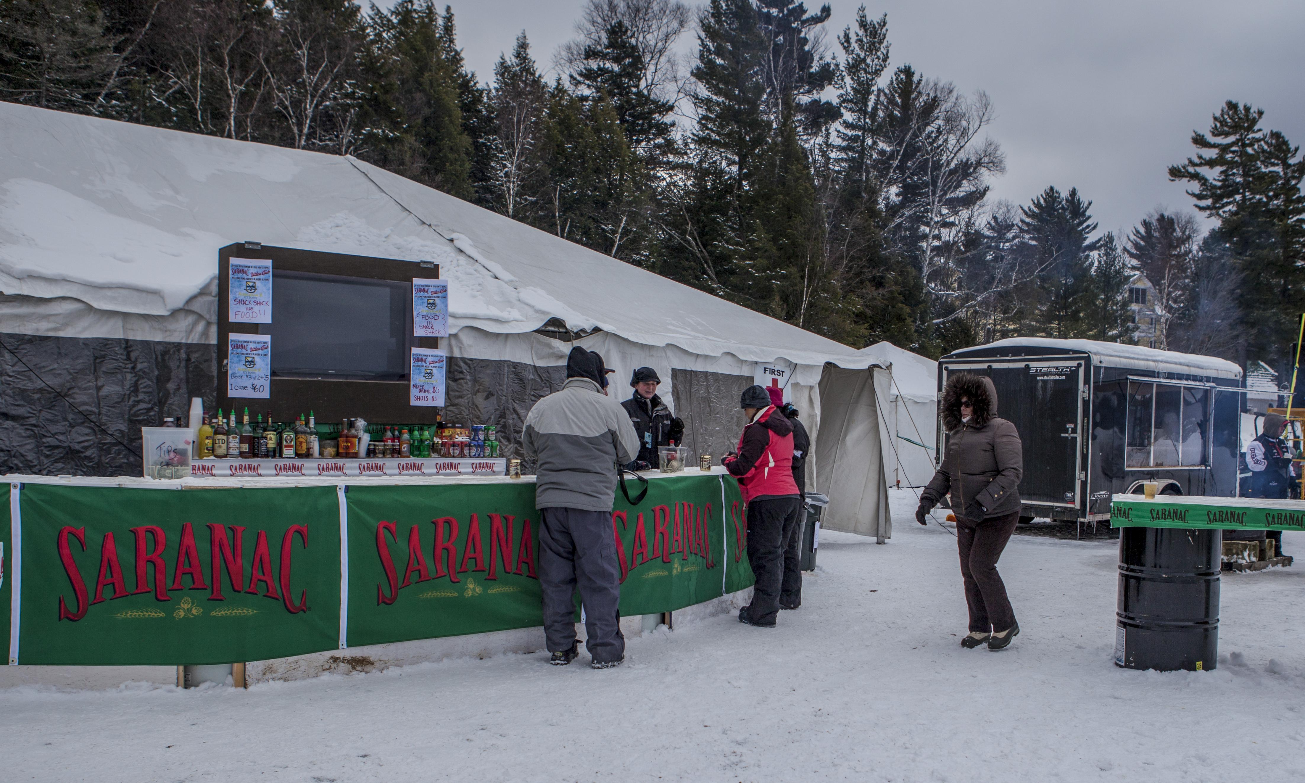 Shaun Ondak Ice Bowl Ice Bar
