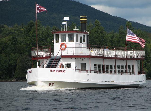 WW Durant Lake Tour