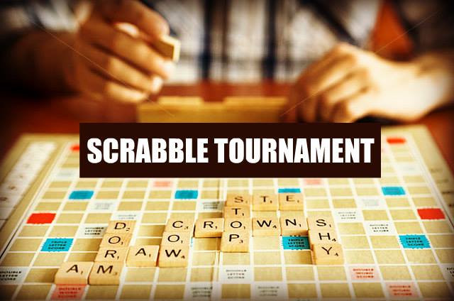 Scrabble Tournament 2019