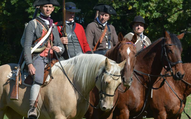 Fort Fever Program: Mounted Militia in the Champlain Valley and Beyond