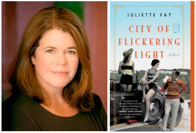 January Book Club Skype Discussion with Juliette Fay