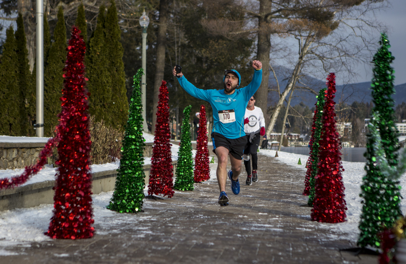 Adirondack Health Jingle Bell Run