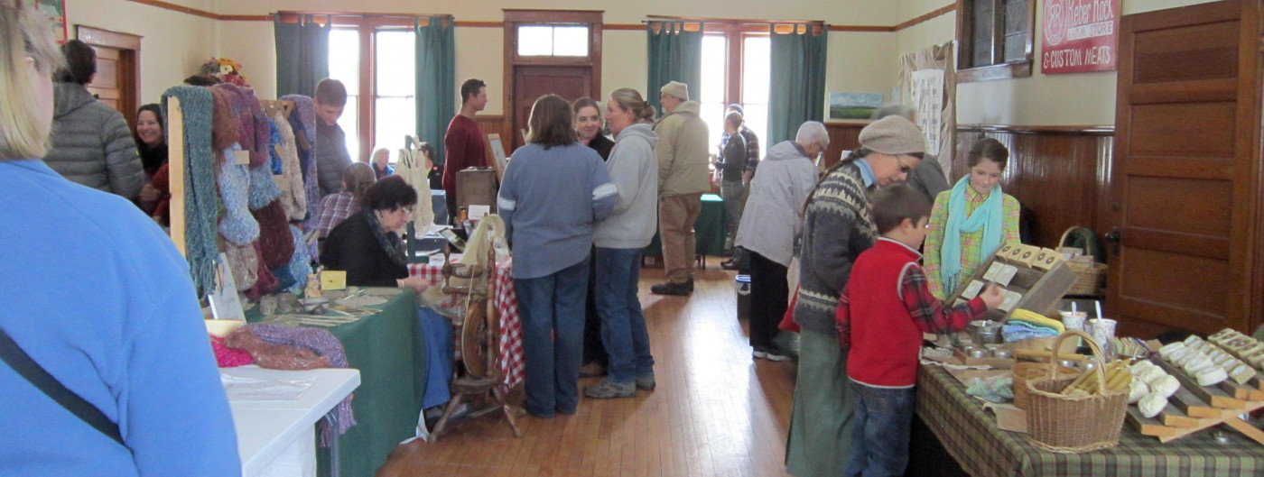 Westport Heritage House presents the Indoor Farmers' Market
