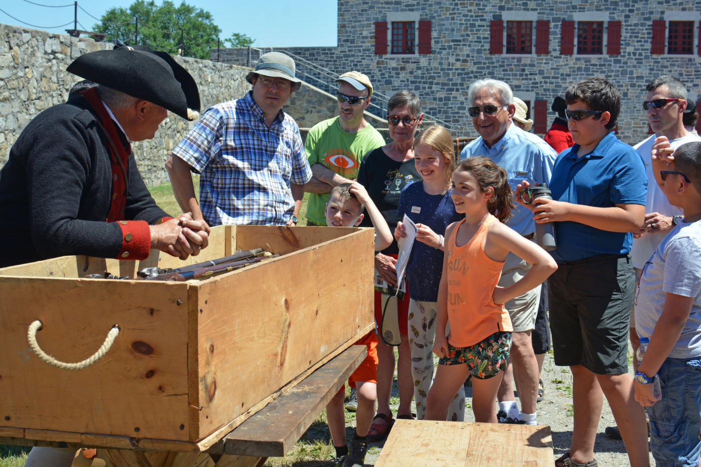 Independence Day Extended Weekend at Fort Ticonderoga