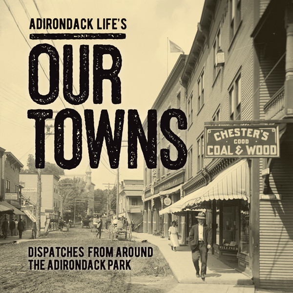 Our Towns - Adirondack Life Signing