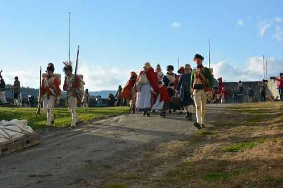 Living History Event: The Enemies are Refortifying Ticonderoga
