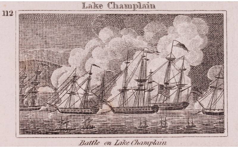 Fort Fever Program: Thomas Macdonough, the U.S.S. Ticonderoga, and the War of 1812 on Lake Champlain
