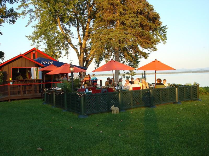 Coco Cafe at Normandie Beach Club