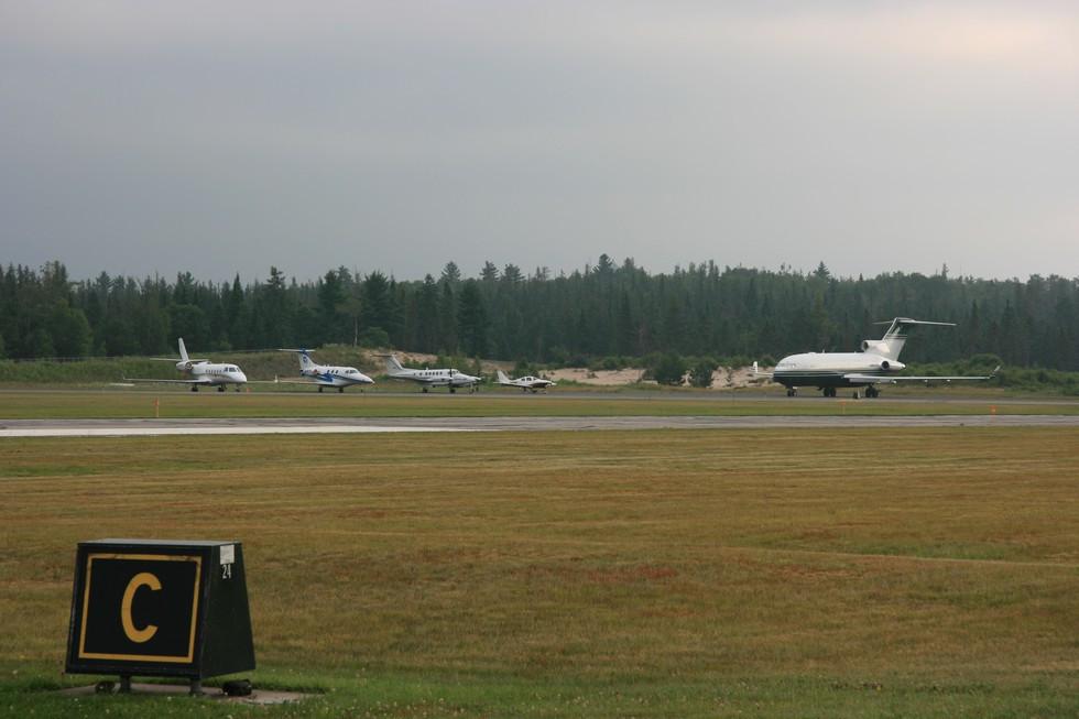 Adirondack Regional Airport (SLK)