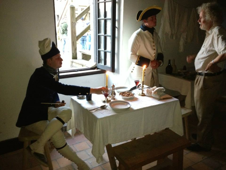 Fete du Fort! Gourmands & Garrisons at Ticonderoga