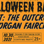 Halloween Bash feat The Outcrops & Organ Fairchild at Saturday Night at the Waterhole