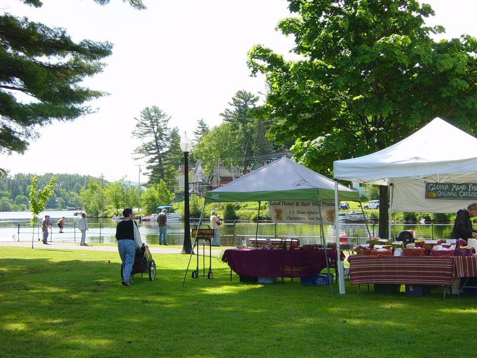 Saranac Lake Village Farmers Market
