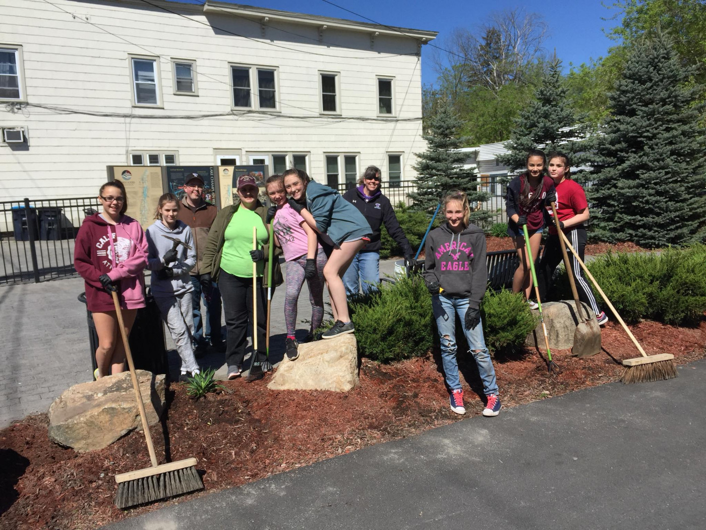 Ticonderoga Beautification Week