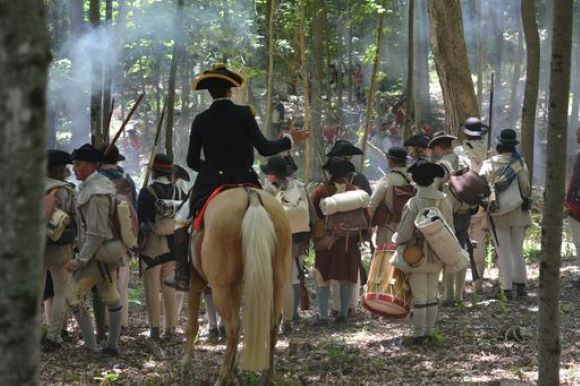 Battle Reenactment: Defiance & Independence Two-Day Event!