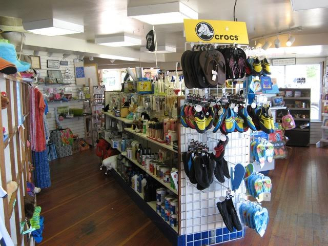 Ship Store & Boutique at Westport Marina
