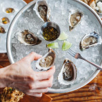 Oyster Friday at Big Slide Brewery