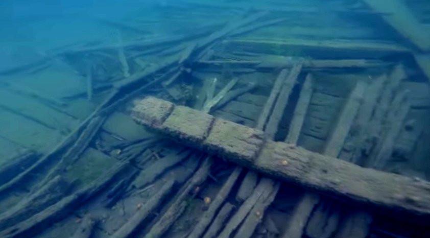 Lake George French & Indian War Shipwrecks