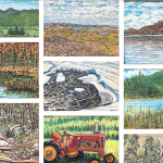 Art Gallery Exhibit: Nancy Brossard