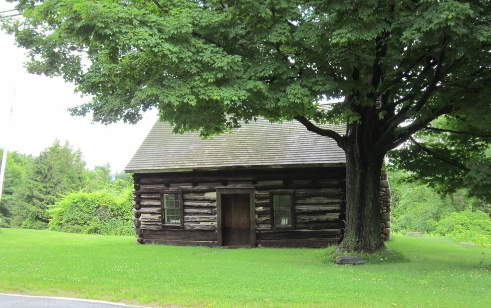Adsit Log Cabin