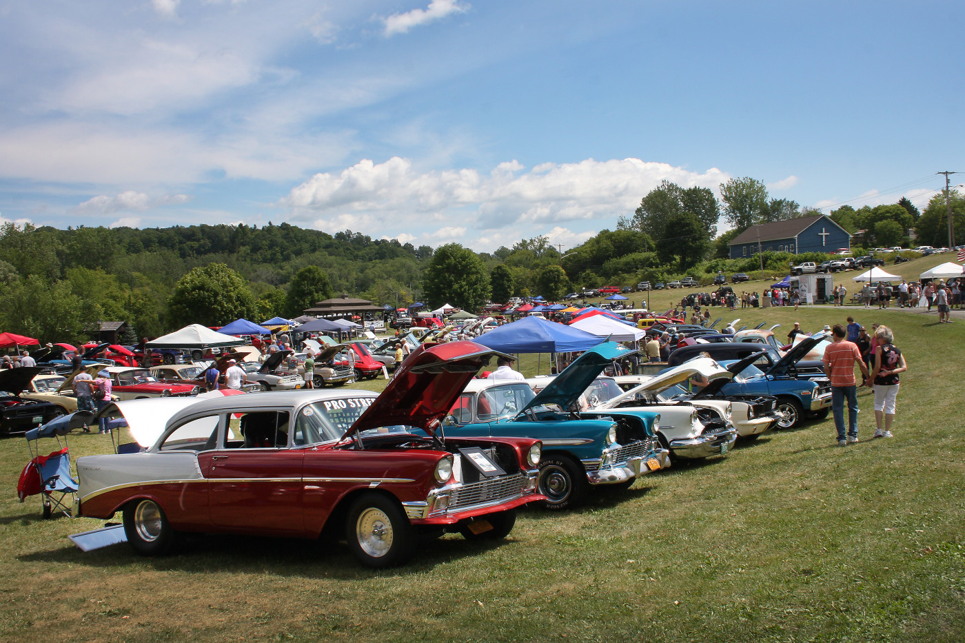 26th Annual Ticonderoga Area Car Show