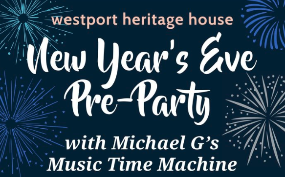New Year's Eve Pre-Party
