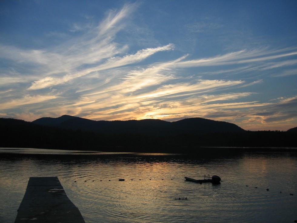 Long Pond Cabins Lake Champlain Ny