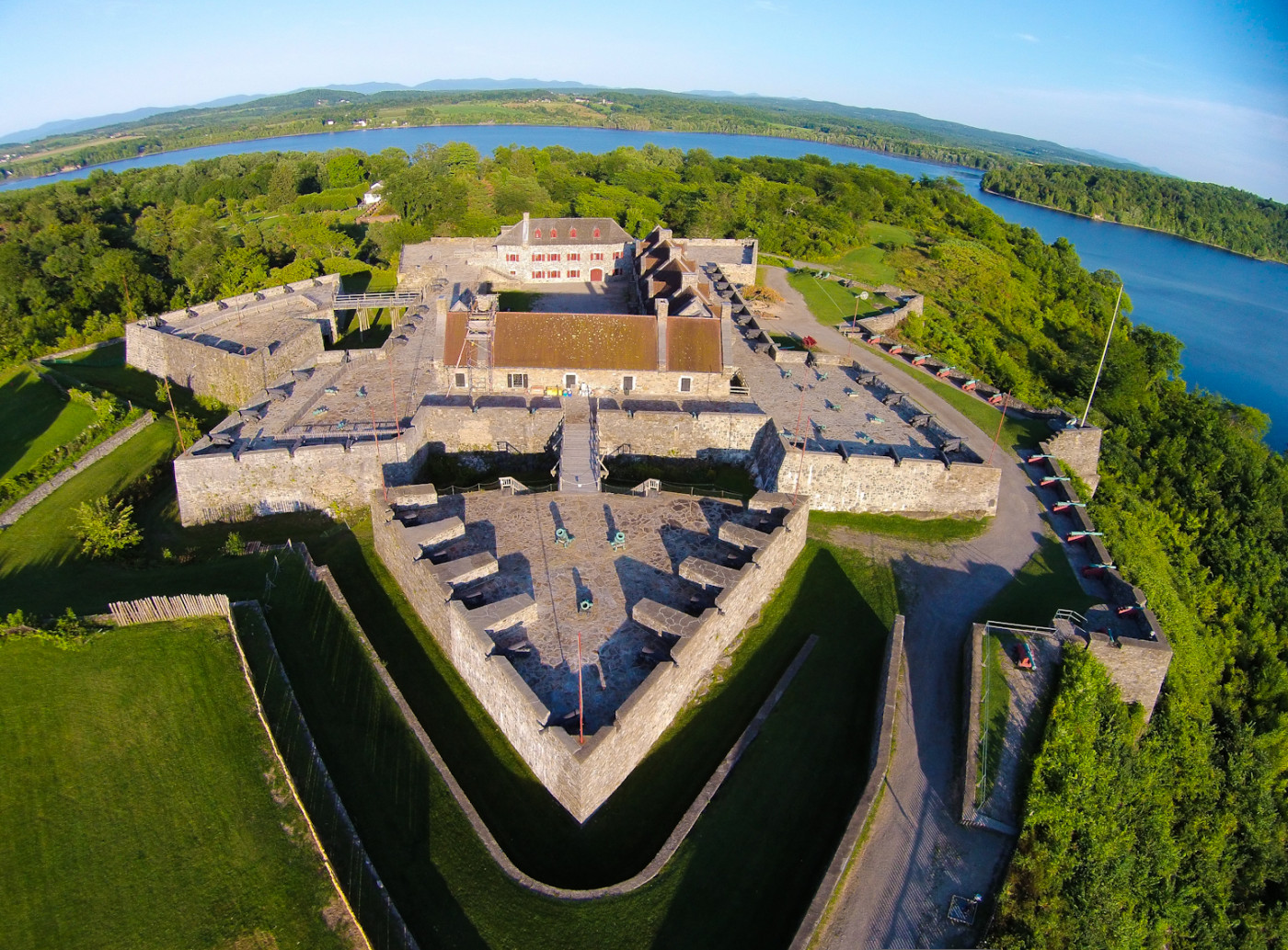 AARCH Tour: Fort Ticonderoga: Past, Present & Future