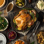 Family Style Thanksgiving Feast