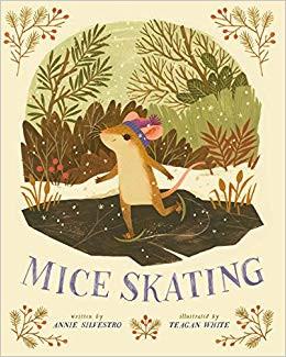 Story Time Celebrating National Skating Month!