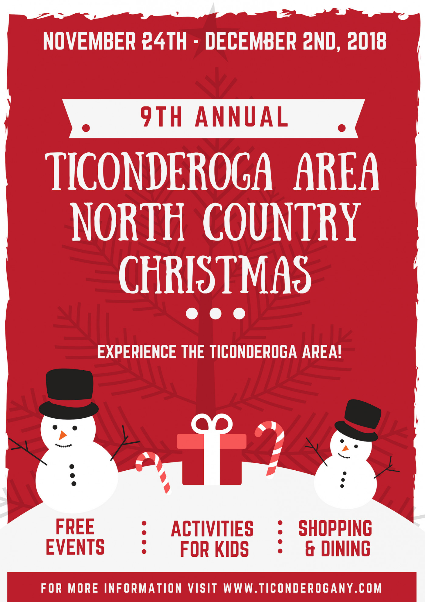 North Country Christmas | Port Henry - Moriah