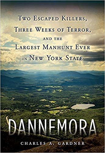"""Dannemora"" Book Signing Event with Charles Gardner!"