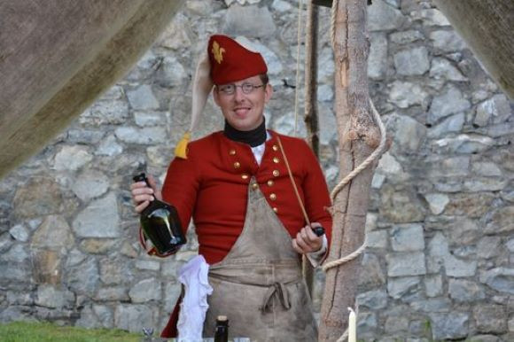 Living History Event: Fête du Fort! Gourmands and Garrisons at Ticonderoga
