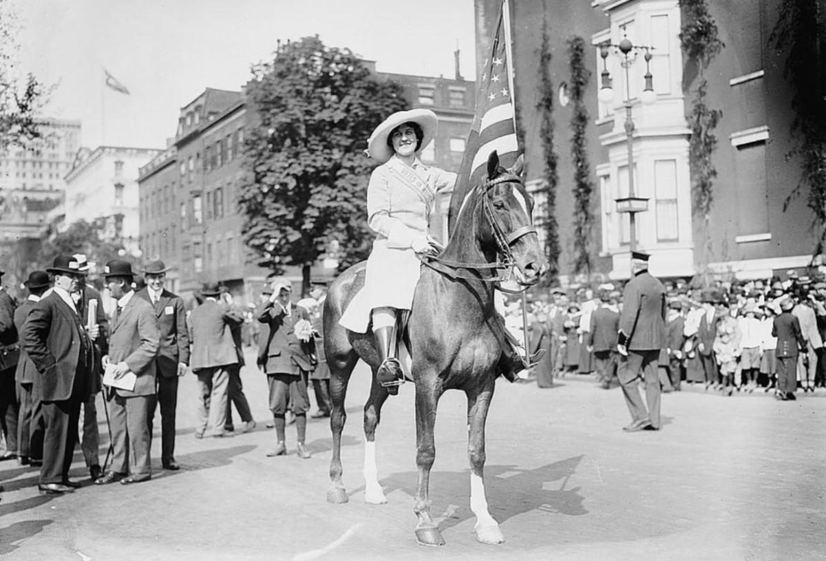 Mt. Inez Women's Suffrage Hike