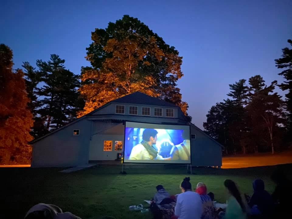 Summer Movie Night at Ballard Park